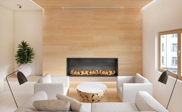 Дизайн интерьера гостинной с