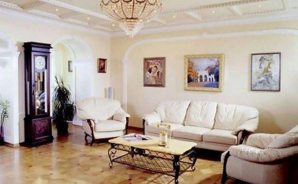 Красивые гостиные комнаты фото