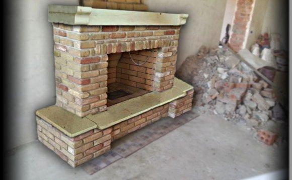 Строительство каминов